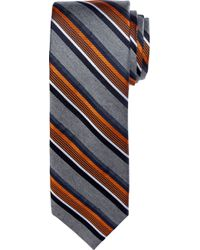 Jos. A. Bank - 1905 Collection Heathered Stripe Tie - Lyst
