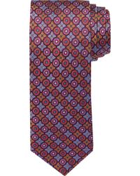 Jos. A. Bank - Signature Gold Collection Oval Medallions Tie Clearance - Lyst