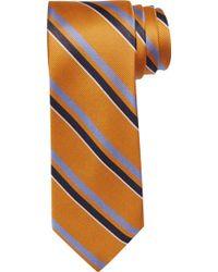 Jos. A. Bank - Traveler Collection Stripe Tie - Lyst