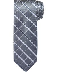 Jos. A. Bank - Traveller Collection Diamond & Stripe Tie - Long - Lyst