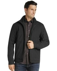 Jos. A. Bank - Traditional Fit Microfiber Quilted Jacket - Lyst