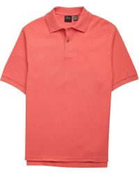 Jos. A. Bank - Traveler Collection Traditional Fit Short Sleeve Polo Shirt - Lyst