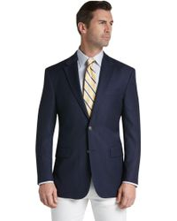 Jos. A. Bank - Traveler Collection Tailored Fit Textured Sportcoat Clearance - Lyst