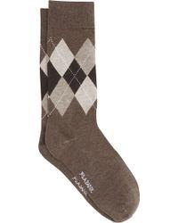 Jos. A. Bank - Argyle Pattern Socks, 1-pair - Lyst
