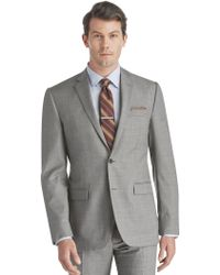 Jos. A. Bank - Traveler Collection Regal Fit Sharkskin Suit Separate Jacket - Lyst