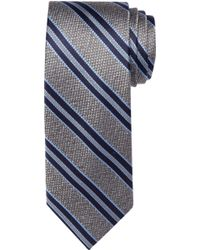 Jos. A. Bank - Reserve Collection Heathered Stripe Tie - Lyst