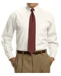Jos. A. Bank - Traveler Collection Traditional Fit Button-down Collar Dress Shirt - Big & Tall - Lyst