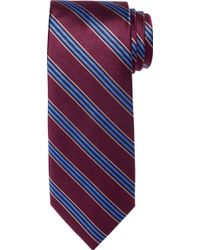 Jos. A. Bank - Reserve Collection Two-stripe Tie - Lyst