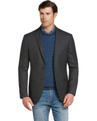 Jos. A. Bank - Traveler Collection Slim Fit Check Sportcoat - Lyst