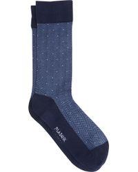 Jos. A. Bank   Herringbone Pattern Socks, 1-pair   Lyst