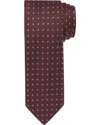 Jos. A. Bank - Reserve Collection Herringbone Geometric Tie - Lyst