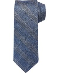 Jos. A. Bank - Reserve Collection Heathered Plaid Tie - Lyst