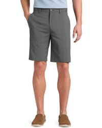 Jos. A. Bank - Lassic Collection Tailored Fit Glen Plaid Shorts - Big & Tall By - Lyst