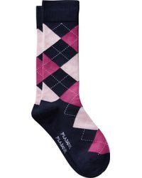 Jos. A. Bank - Argyle Dress Socks, One-pair - Lyst