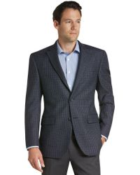 Jos. A. Bank - Signature Collection Tailored Fit Check Sportcoat - Lyst