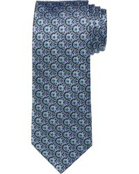 Jos. A. Bank | Reserve Collection Half Moon Floral Tie | Lyst
