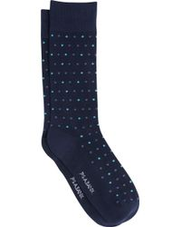 Jos. A. Bank - Dotted Socks - Lyst