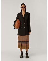 JOSEPH Josie Light Wool Suiting Jacket - Black