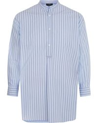 JOSEPH - Edwin Colour Stripe Shirt - Lyst