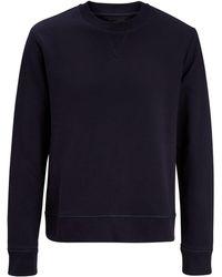 JOSEPH - Zip Jersey Sweatshirt - Lyst