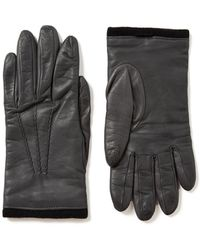JOSEPH - Nappa Leather Gloves - Lyst