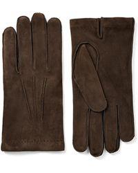 JOSEPH - Suede Gloves - Lyst