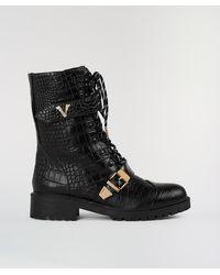 Josh V Lorraine Boots - Zwart