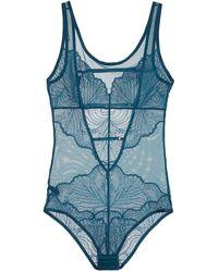 Triumph | Iconic Essence Bodysuit | Lyst