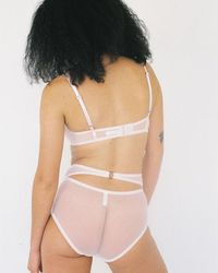 Lonely - Lexi High Waisted Brief - Lyst