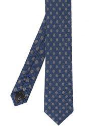 Stenstroms - Dotted Wool Tie - Lyst