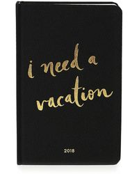 Kate Spade - Fabric Agenda Notebook - Lyst