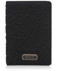 Marc Jacobs - Scrambled Logo Ipad Mini Case - Lyst