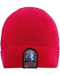 Parajumpers - Wool Blend Beanie Hat - Lyst