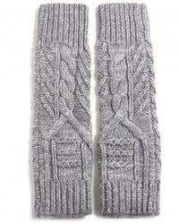 Duffy - Merino Gloves - Lyst