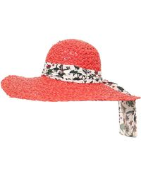 PS by Paul Smith - Straw Sun Hat - Lyst