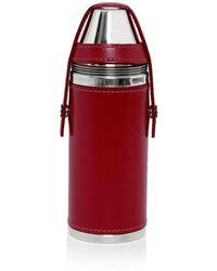 Ettinger - Leather Bound 8oz Hunter's Flask - Lyst