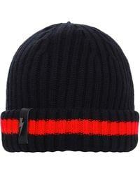 BKLYN - Merino Wool Beanie Hat - Lyst