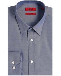 HUGO   Extra Slim Fit Elisha01 Shirt   Lyst