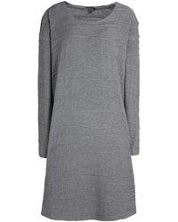 Oska - Textured Wave Varali Dress - Lyst