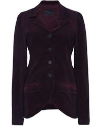 Rundholz - Velvet Jacket - Lyst