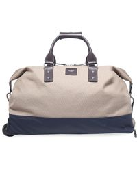 Hackett - Canvas Jackson Trolley - Lyst