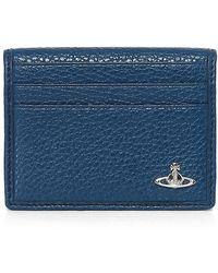 Vivienne Westwood - Leather Milano Card Holder - Lyst