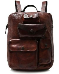 Campomaggi - Leather Backpack - Lyst