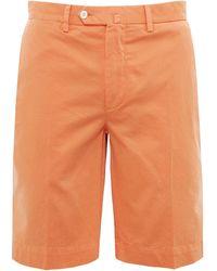 Hackett - Twill Cotton Amalfi Shorts - Lyst