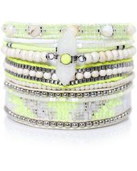 Hipanema - Limon Brazilian Bracelet - Lyst