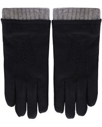 GANT - Classic Deerskin Gloves - Lyst