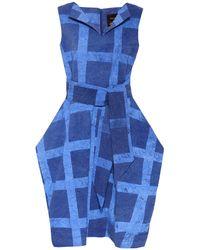 Vivienne Westwood Anglomania - Lotus Dress - Lyst