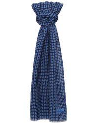 Stenstroms - Patterned Wool Scarf - Lyst