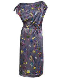 Vivienne Westwood Anglomania - Shore Off Shoulder Dress - Lyst
