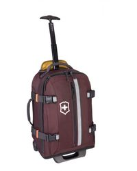 Victorinox - Purple Ch 20 Tourist Carryon Backpack - Lyst